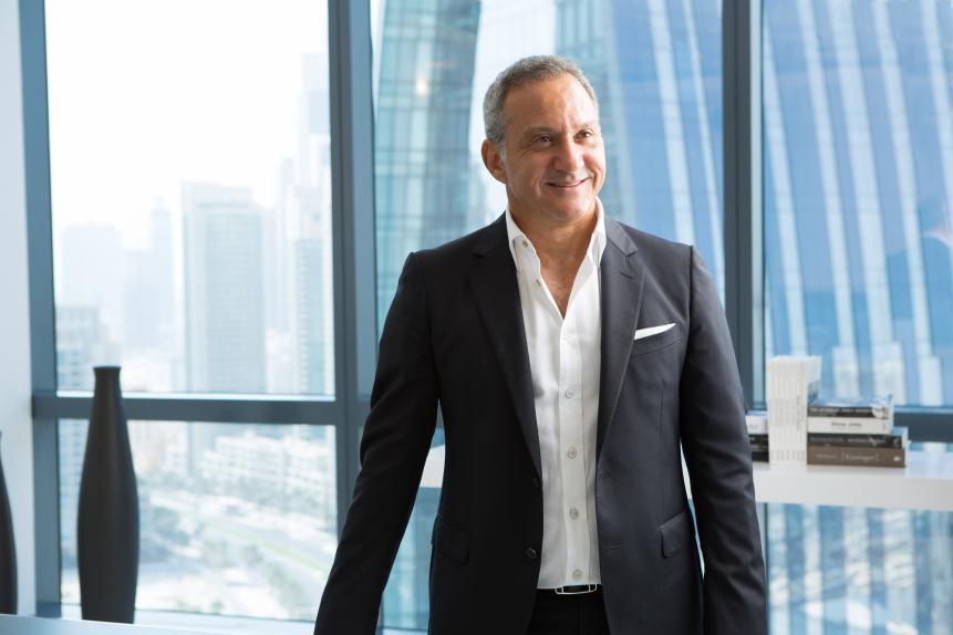 Tariq Al Ghussein, CEO of Taqeef.